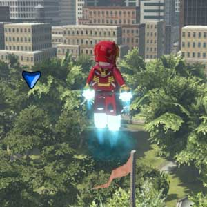 Lego Marvels Avengers Xbox One Gameplay
