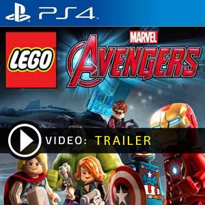 LEGO Marvel Avengers PS4 Prices Digital or Physical Edition