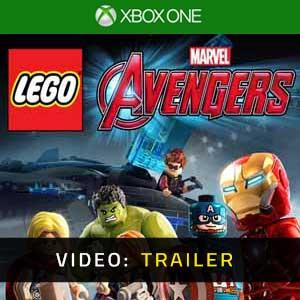 Lego Marvels Avengers Xbox One Video Trailer