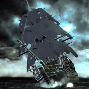 lego pirates of the caribbean cursed crew