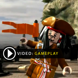 Lego Pirates Of The Caribbean The Video Game Gameplay Video