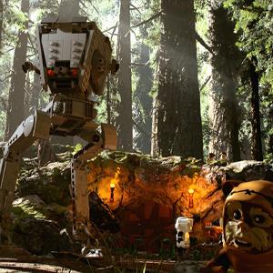 LEGO Star Wars The Skywalker Saga - AT-ST