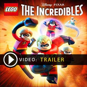 Buy LEGO The Incredibles CD Key Compare Prices