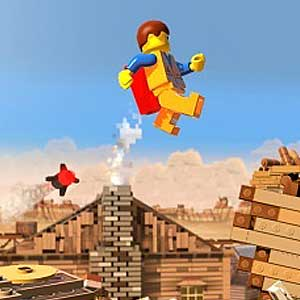LEGO The Movie Videogame - Jump