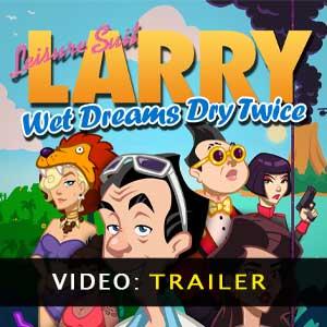 Leisure Suit Larry Wet Dreams Dry Twice Trailer Video