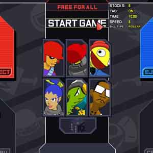 Lethal League - Characters