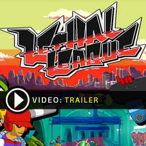 Buy Lethal League CD Key Compare Prices