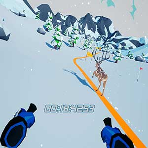 Let's Go Skiing VR