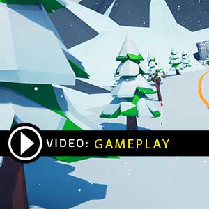 Let's Go Skiing VR Gameplay Video
