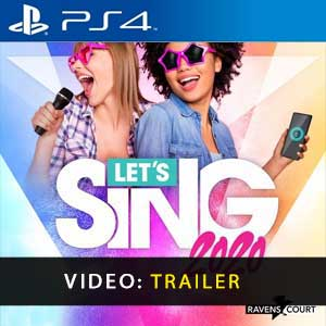 Lets Sing 2020 PS4 Prices Digital or Box Edition