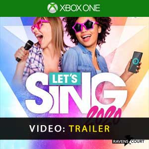 Lets Sing 2020 Xbox One Prices Digital or Box Edition