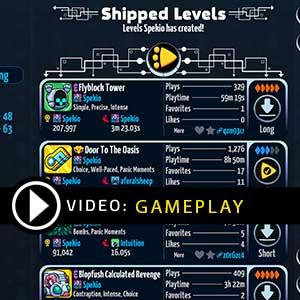 Levelhead Gameplay Video
