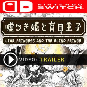 Liar Princess and the Blind Prince