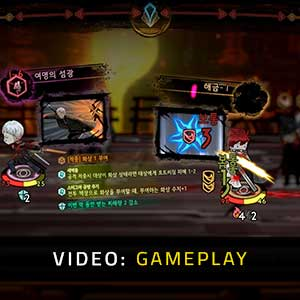 Library of Ruina Gameplay Video