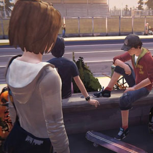 Life is Strange Xbox One - Talk to Justin