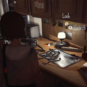 Life is Strange PS4 - Look or Search