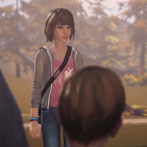 Life is Strange PS4 - Dialogue