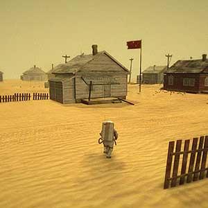 Lifeless Planet - Desert