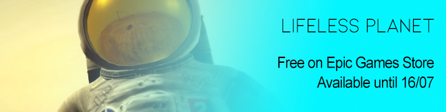 Lifeless Planet Free on Epic Games
