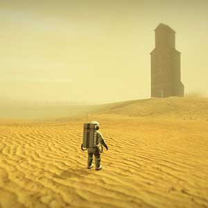 Lifeless Planet Hostile Atmosphere