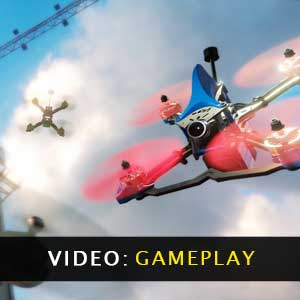 Liftoff FPV Drone Racing Gameplay Video