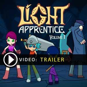Light Apprentice The Comic Book RPG