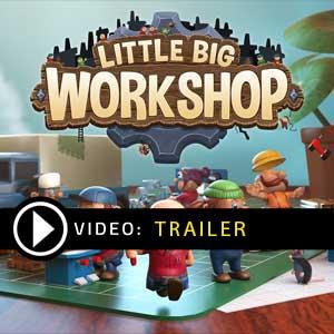 Buy Little Big Workshop CD Key Compare Prices
