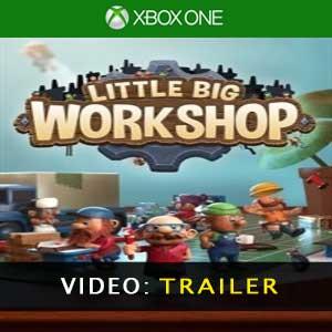 Little Big Workshop Xbox One Prices Digital or Box Edition