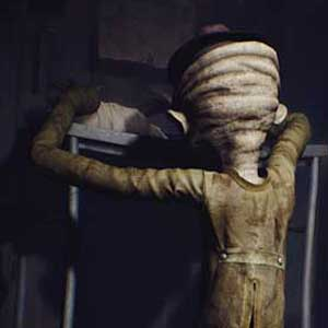 Little Nightmares The Janitor
