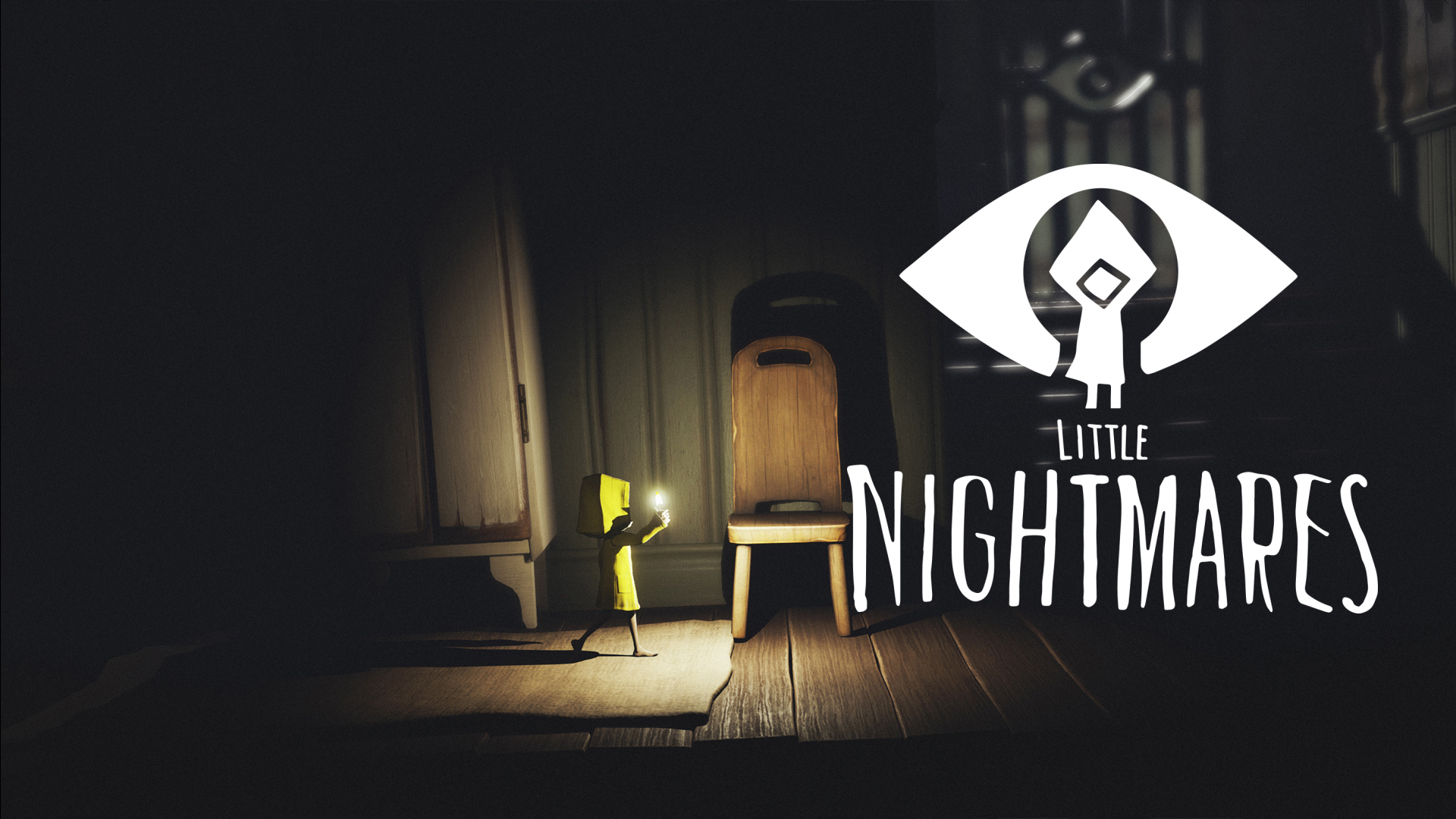 Little Nightmares Gameplay Cover