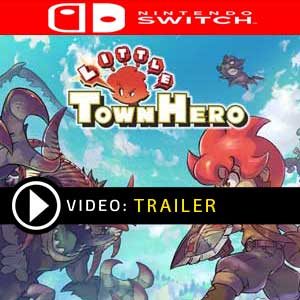 Little Town Hero Nintendo Switch Prices Digtal or Box Edition