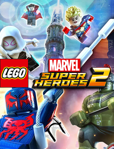 Lego Marvel Super Heroes 2 Story Trailer: Heroes Unite Against Kang