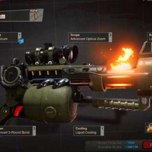 Loadout Weaponcrafting