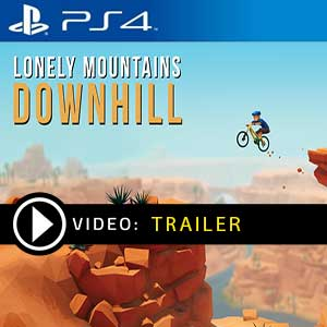 Lonely Mountains Downhill PS4 Prices Digital or Box Edition