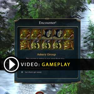Lords of Xulima Gameplay Video