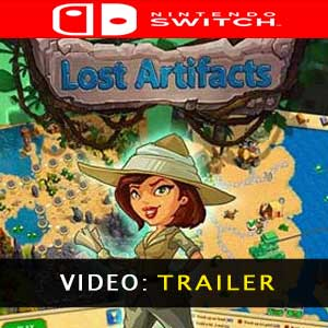 Lost Artifacts Nintendo Switch Prices Digital or Box Edition