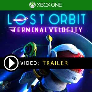 LOST ORBIT Terminal Velocity