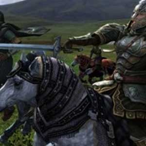 LOTRO Riders of Rohan Fight