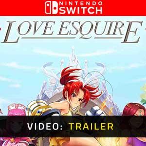 Love Esquire Switch Trailer Video