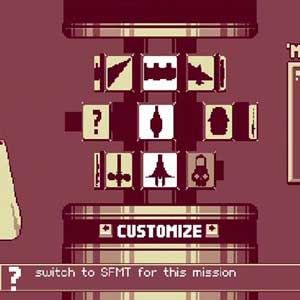 LUFTRAUSERS - Customize