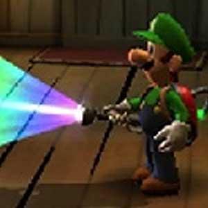 Luigis Mansion 2 Dark Moon Nintendo 3DS Searching