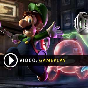 Luigis Mansion 2 Dark Moon Nintendo 3DS Gameplay Video