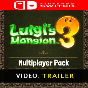 Luigi's Mansion 3 Multiplayer Pack Nintendo Switch Prices Digital or Box Edition