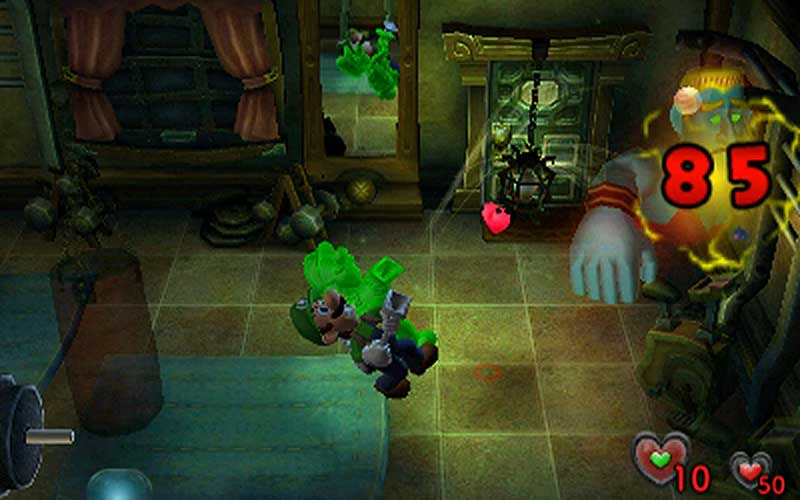 Buy Luigi S Mansion Nintendo 3ds Compare Prices