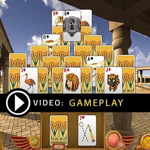 Luxor Solitaire Gameplay Video