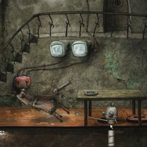 Machinarium - Story