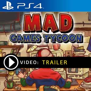 Mad Games Tycoon PS4 Prices Digital or Box Edition