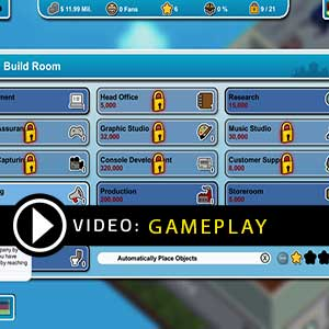 Mad Games Tycoon Gameplay Video