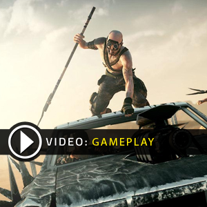 Mad Max Gameplay Video