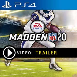 Madden NFL 20 PS4 Prices Digital Or Box Edition